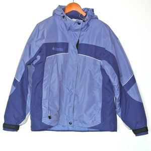 Columbia Core Interchange Blue Jacket ski XL